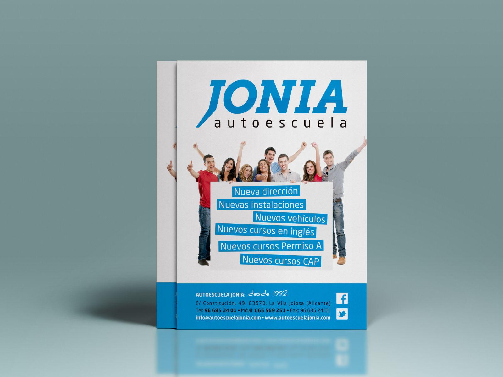 Jonia Autoescuela