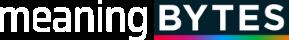 meaning BYTES Logo